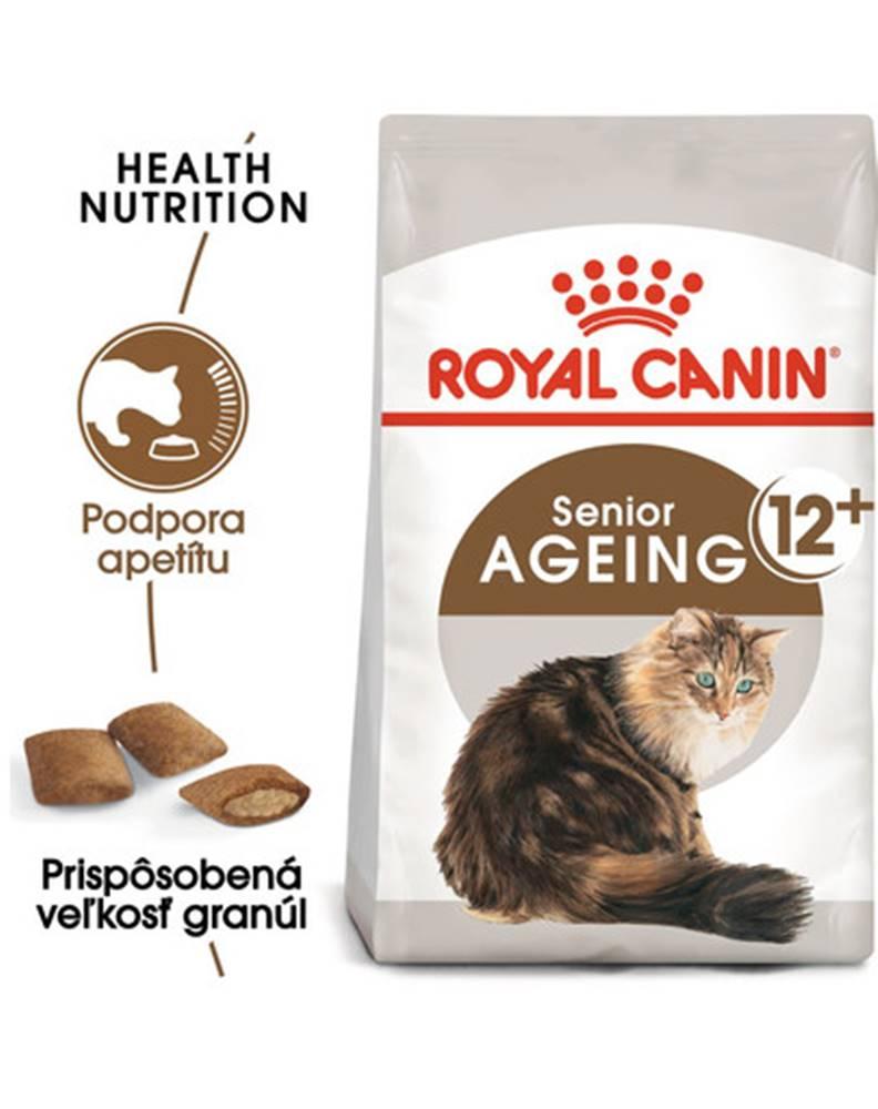 fera ROYAL CANIN Ageing 12+ granule pre staré mačky 2kg