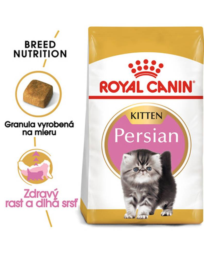 fera ROYAL CANIN Persian Kitten 2 kg granule pre perzské mačiatka