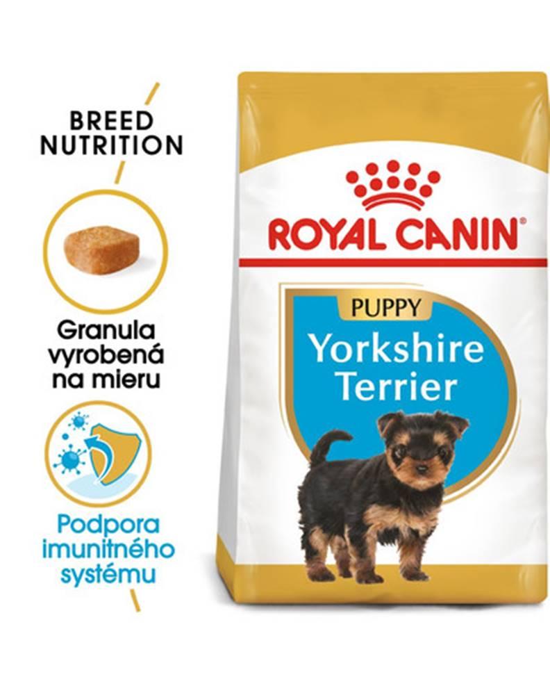fera ROYAL CANIN Yorkshire Puppy 500g granule pre šteňa jorkšíra
