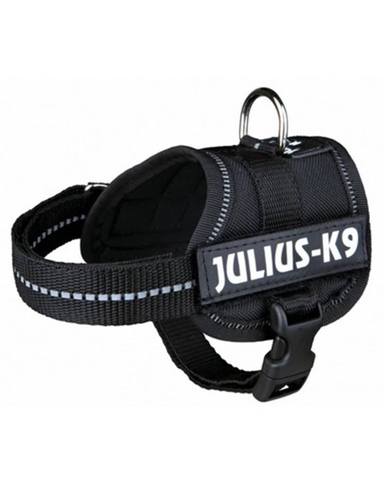 fera TRIXIE Postroj JULIUS-K9® Power XL 82-118 cm čierny