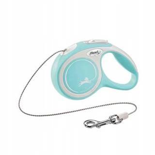 FLEXI New Comfort Vodítko M 5m lanko modré