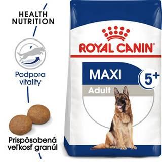 ROYAL CANIN Maxi Adult 2 x 15 kg granule pre psov veľkých plemien