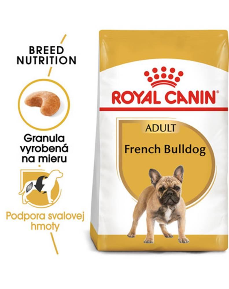 fera ROYAL CANIN French Bulldog adult 2 x 9 kg granule pre dospelého francúzskeho buldočka