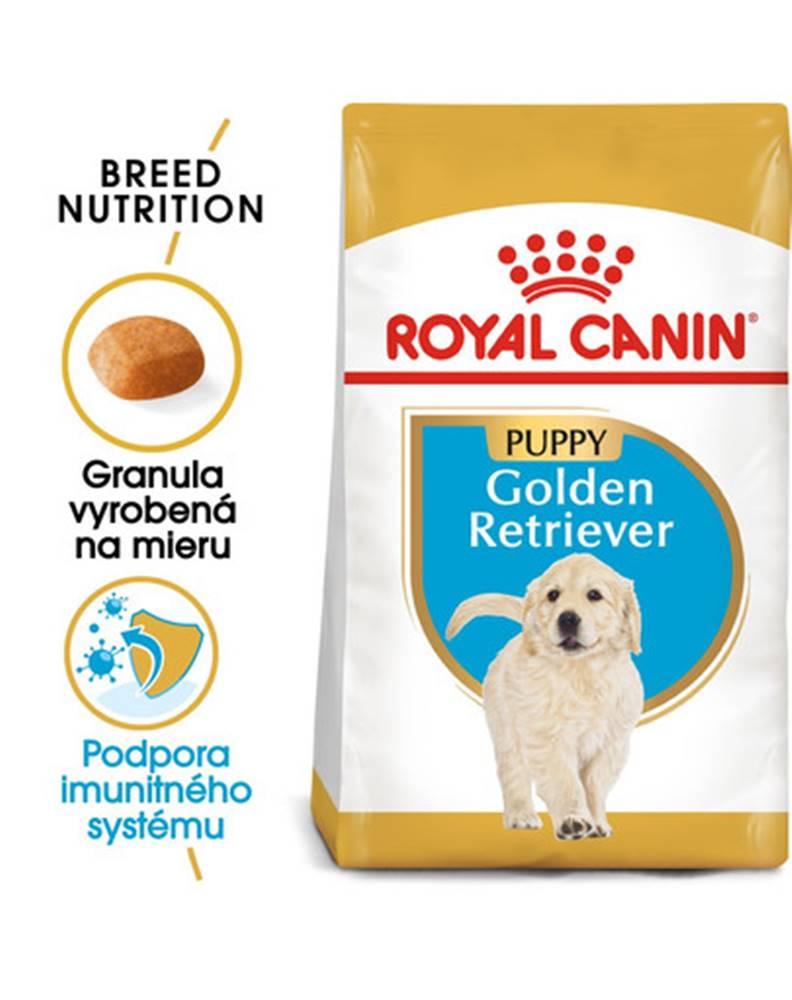 fera ROYAL CANIN Golden Retriever Puppy 3 kg granule pre šteňa zlatého retrievera