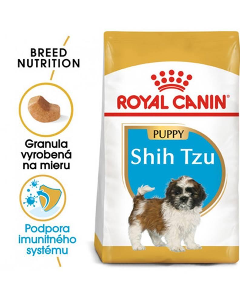 fera ROYAL CANIN Shih tzu 500g granule pre šteňa shih tzu