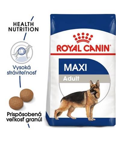 ROYAL CANIN Maxi 2 x 15kg granule pre dospelé veľké psy