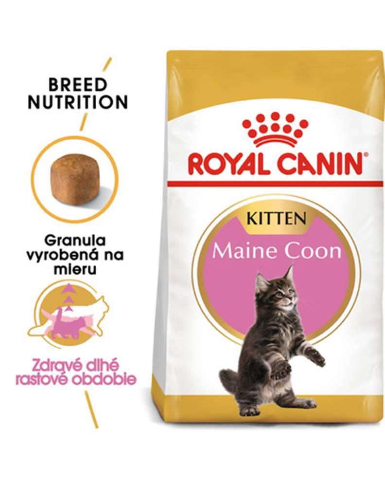 fera ROYAL CANIN Maine Coon Kitten 200g granule pre mainské mývalie mačiatka