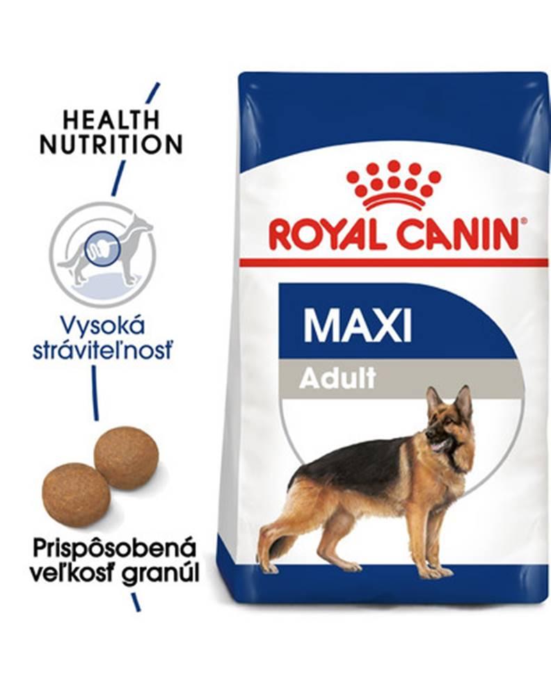 fera ROYAL CANIN Maxi 2 x 15kg granule pre dospelé veľké psy
