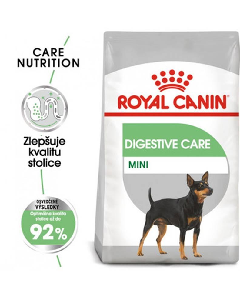 fera ROYAL CANIN Mini digestive care 8 kg granuly pre malé psy s citlivým trávením