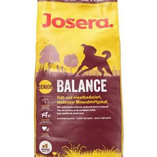 JOSERA Dog Balance 2 x 15 kg granule pre starších psov