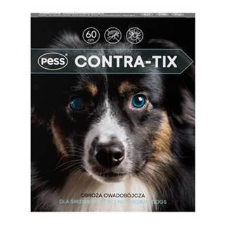 PESS Contra-Tix Insekticídny obojok pre stredné psy 60 cm