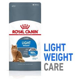 ROYAL CANIN Light Weight Care 2 x 8 kg diétne granule pre mačky