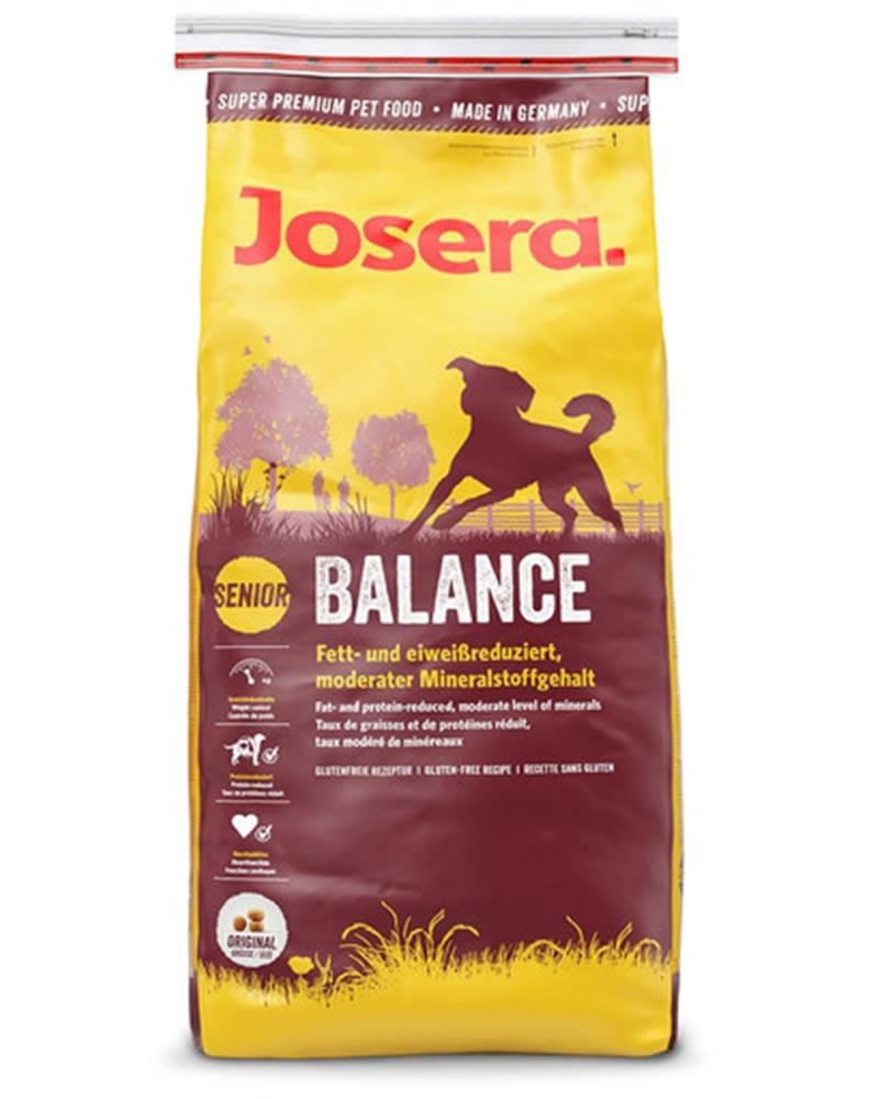fera JOSERA Dog Balance 2 x 15 kg granule pre starších psov