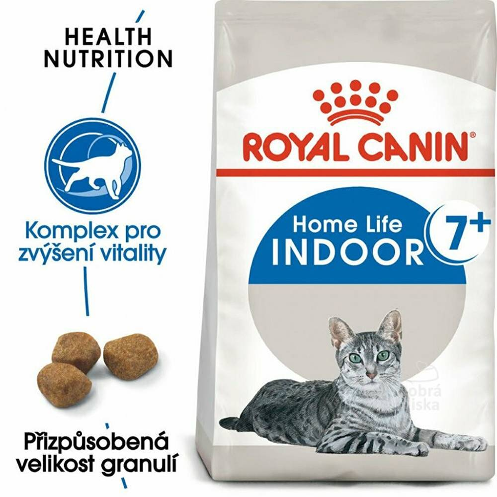 Royal Canin Royal canin Kom.  Feline Indoor 7+ 1,5kg