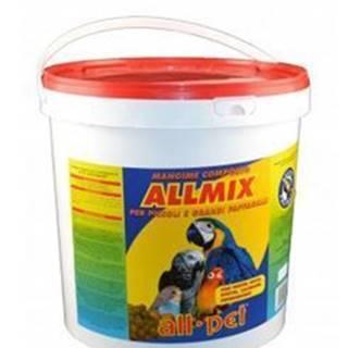 Krmivo pro Papoušky ALL MIX vaječná směs kyblík 5kg