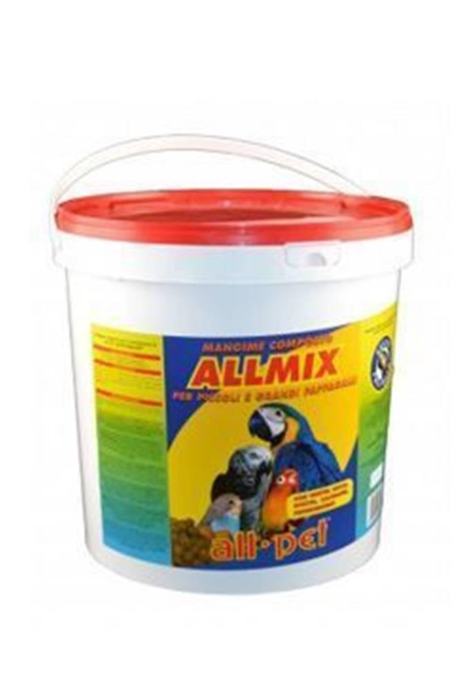 Ostatní Krmivo pro Papoušky ALL MIX vaječná směs kyblík 5kg