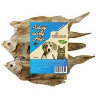 NATURECA pochúťka platesa morský sušený 200g