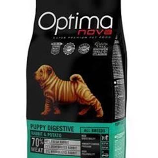 Optima Nova Dog GF Puppy digestive 12kg