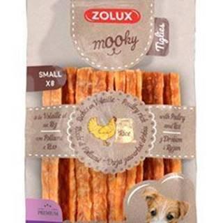 Pochúťka Mook Premium hydinu / ryža S 8ks Zolux