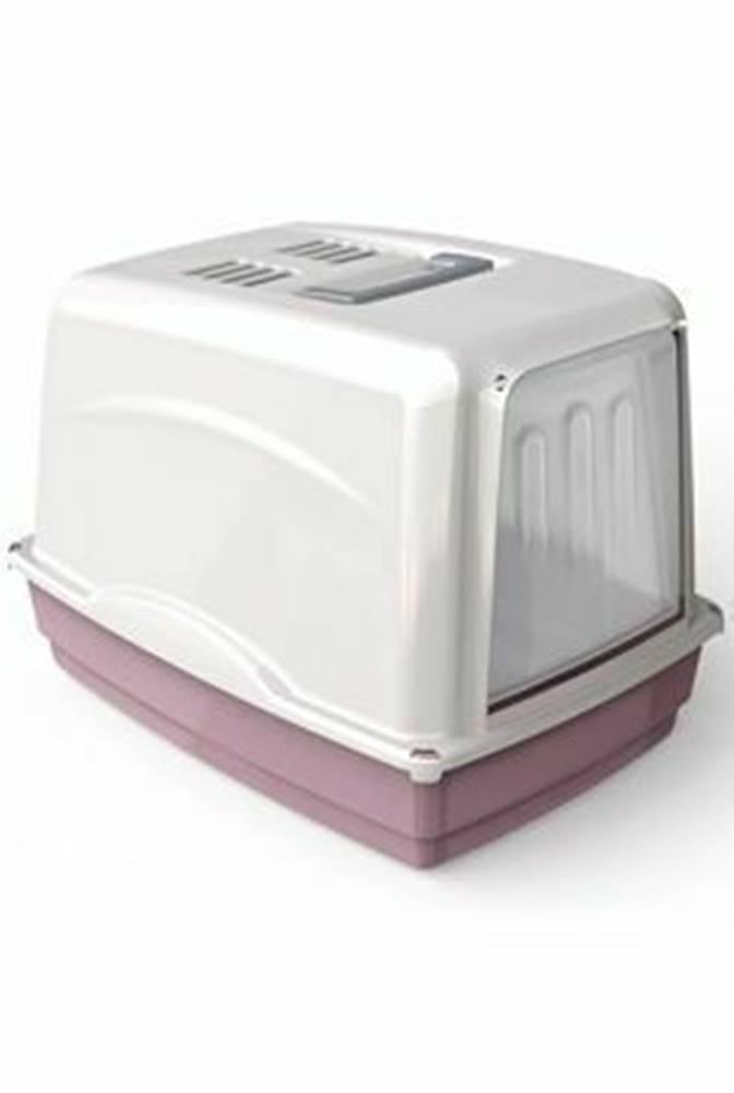Ostatní WC mačka Vicky kryté s filtrom, 54x39x39cm-ružová