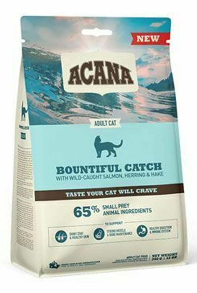 Acana Acana Cat Bountiful Catch 340g