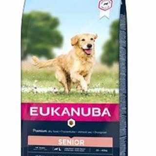 Eukanuba Dog Senior Large&Giant Lamb&Rice 12kg