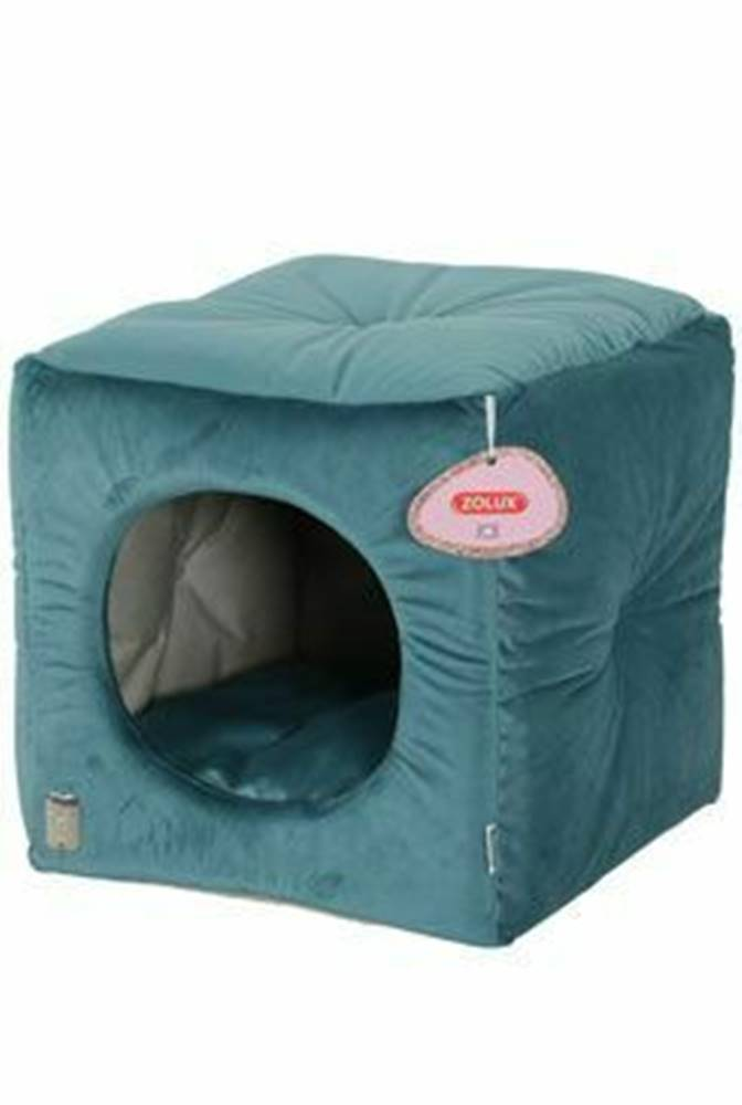 Zolux Pelech CHAMBORD Chester Cube 35cm zelený Zolux