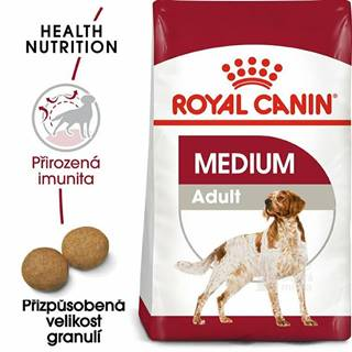 Royal canin Kom. Medium Adult 15kg