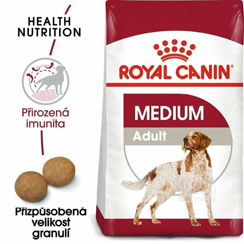 Royal Canin Royal canin Kom. Medium Adult 15kg