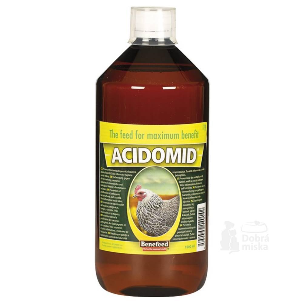 Aquamid Acidomid D drůbež 1l