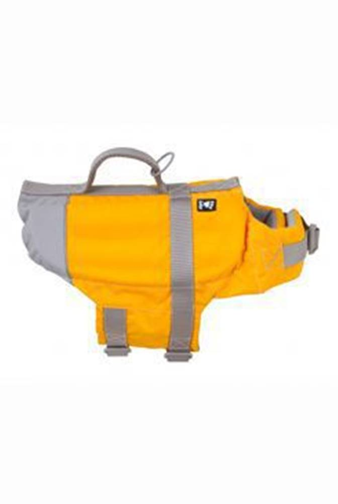 Hurtta Vesta plavací Hurtta Life Savior 10-20kg oranžová