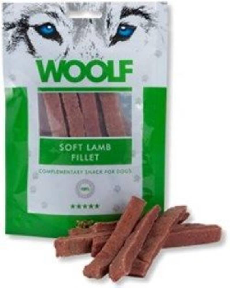 Woolf WOOLF pochoutka soft lamb fillet 100g