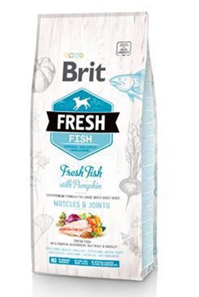 Brit Brit Dog Fresh Fish & Pumpkin Adult Large 12kg