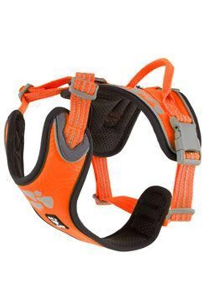 Hurtta Postroj Hurtta Weekend Warrior neon oranžový 45-60cm