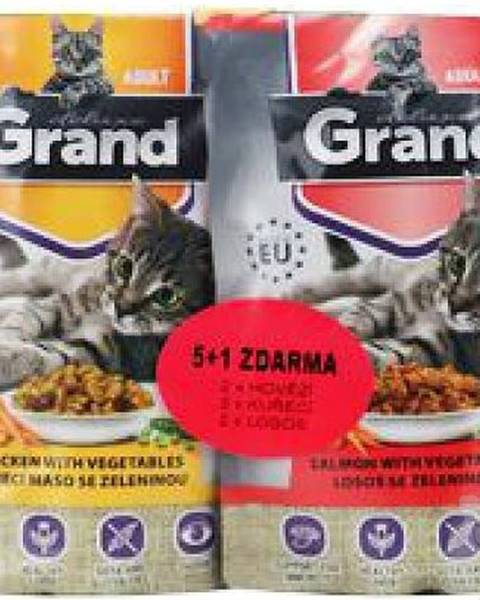 Kapsičky Grand