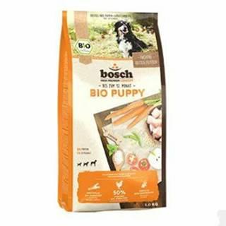 Bosch Dog BIO Puppy Chicken + Carrot 1kg