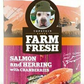 Farm Fresh Dog Goat with Carrot konzer 400g