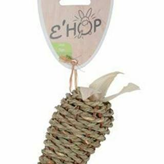 Hračka hlodavec EHOP mrkva z morskej trávy Zolux
