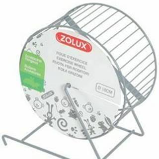 Kolotoč kovový priemer 14cm šedý Zolux
