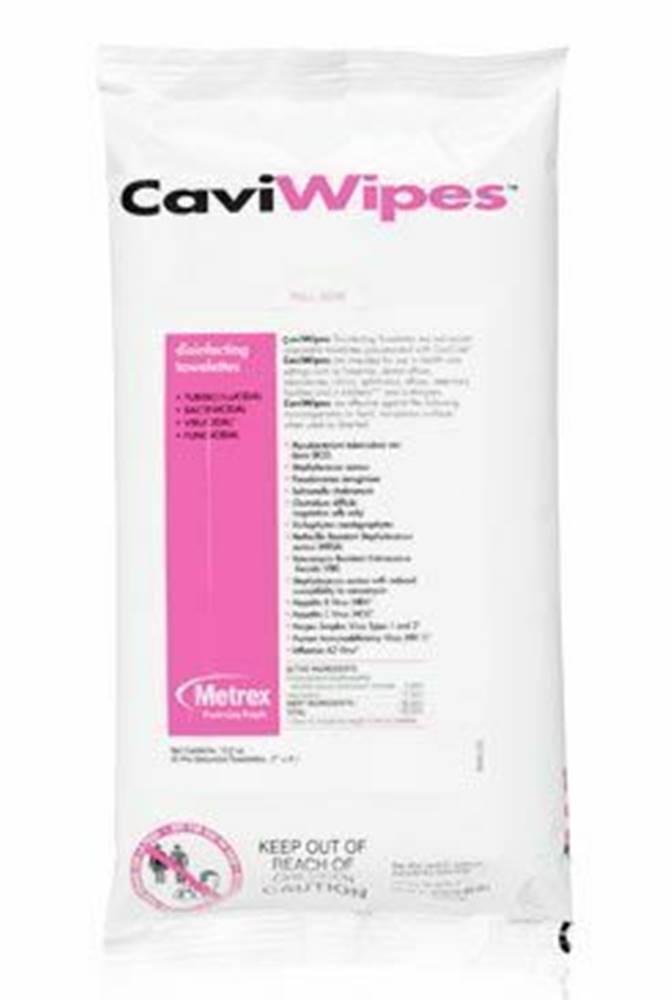SPOFA DENTAL CaviWipes dezinfekčné obrúsky - sáčok (45 ks)