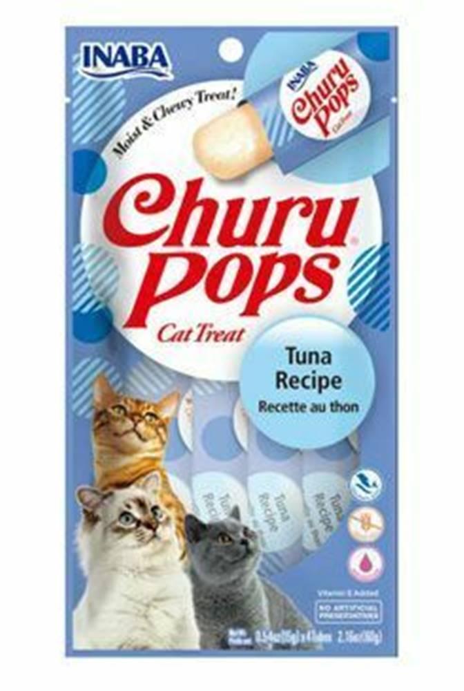 Ostatní Churu Cat Pops Tuna 4x15g