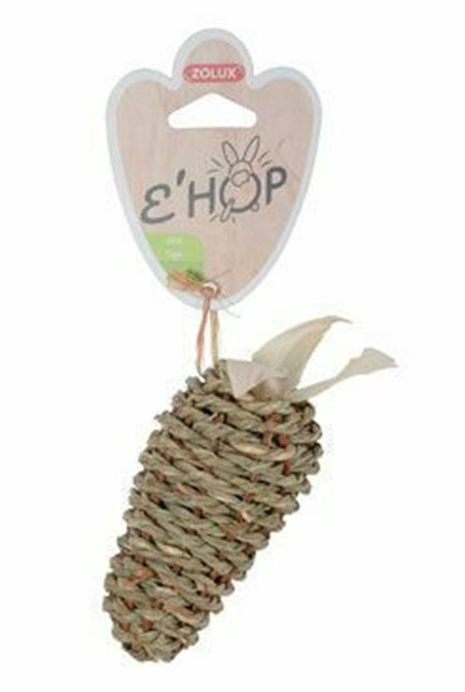 Zolux Hračka hlodavec EHOP mrkva z morskej trávy Zolux