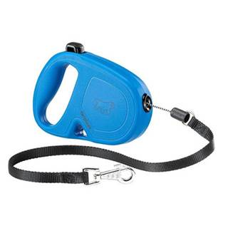 FERPLAST Flippy One Cord Mini Vodítko 4,5 m modrá farba