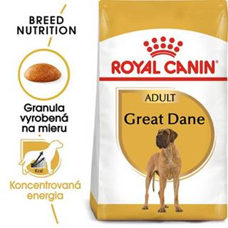 ROYAL CANIN Great Dane Adult 2 x 12 kg granule pre nemeckú dogu