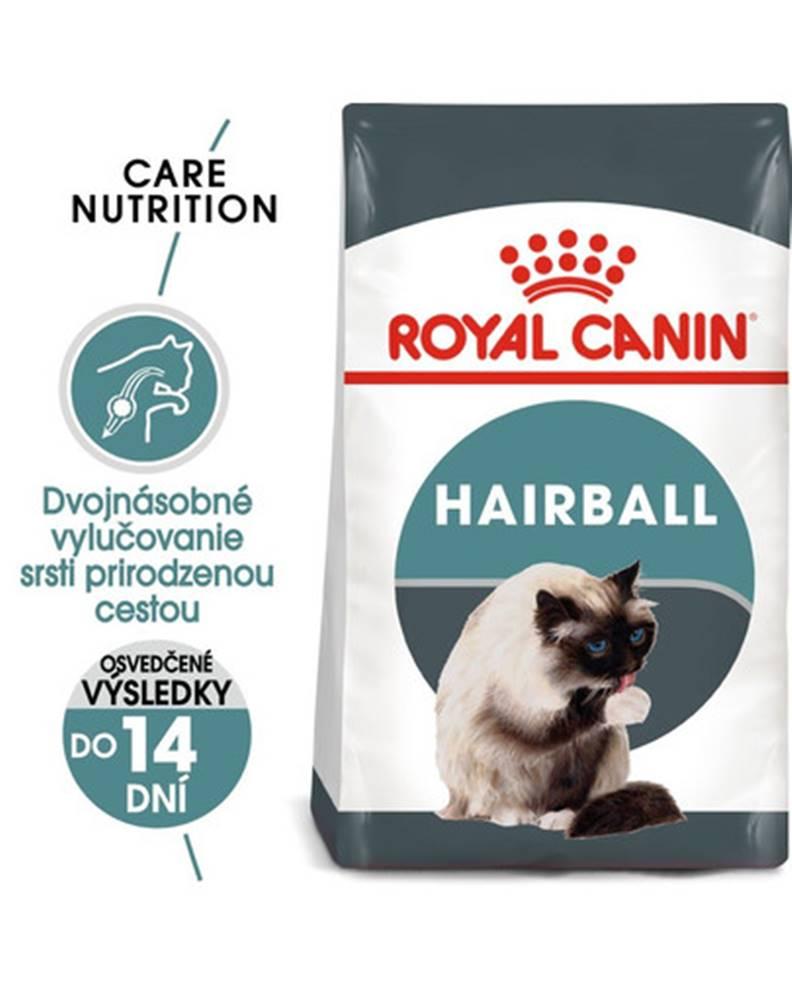 fera ROYAL CANIN Hairball Care 2 x 10 kg granule pre mačky pre správne vylučovanie