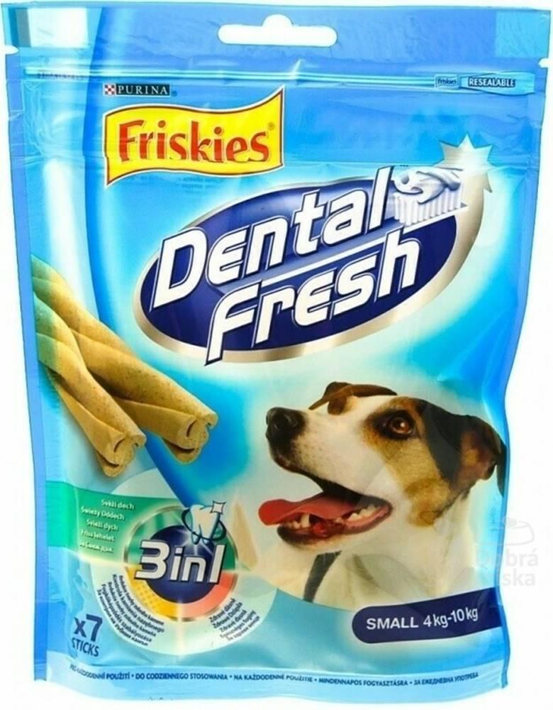 Friskies pochoutka pes Dent...
