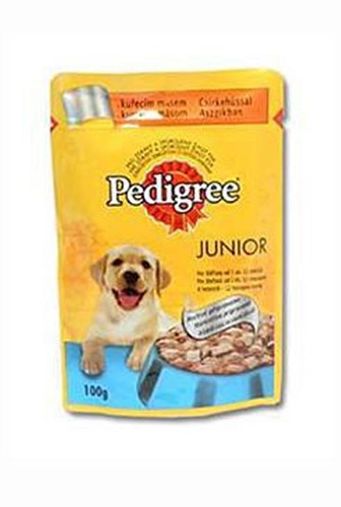 Pedigree Pedigree kapsa Junior pack mix v želé 12x100g