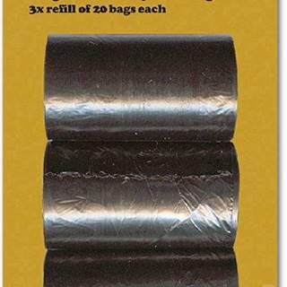 Vrecká na exkrem. náhradná náplň 3role Help Mate