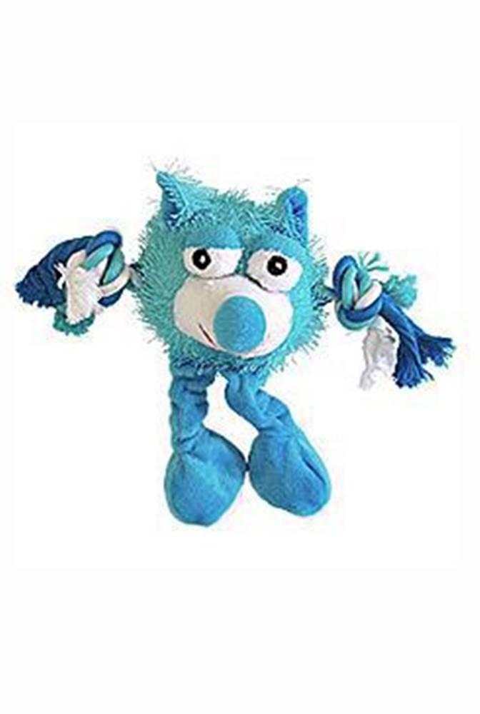 Tommi Hračka pes Trio Monster Friend modrý plyš 21cm