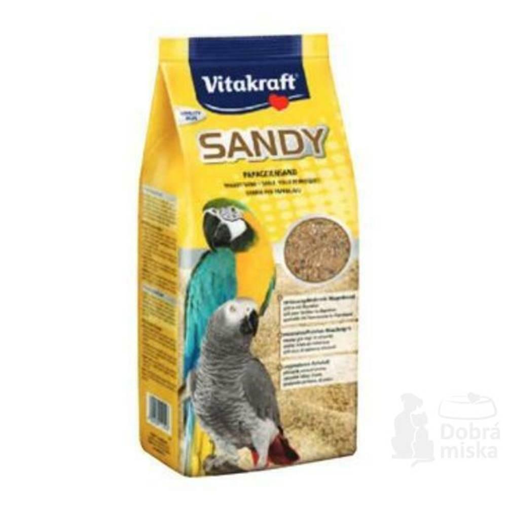Vitakraft Vitakraft Bird Sandy papoušci písek 2,5kg